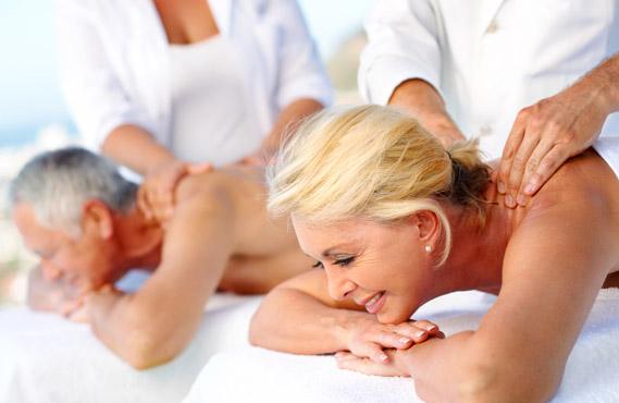 Service de massage soins détente et relaxation au Demeures de Borda